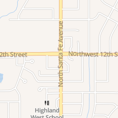 Directions for Supercuts in Moore, OK 1231 N Santa Fe Ave