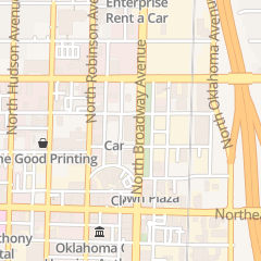 Directions for Mercedes-Benz of Oklahoma City in Oklahoma City, OK 1225 N Broadway Ave