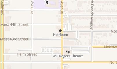 Directions for Freeman Liquor Mart in Oklahoma City, OK 4401 N Western Ave