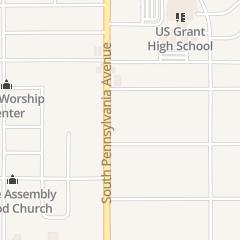 Directions for Hn's Hair and Nail Salon in Oklahoma City, OK 5400 S Pennsylvania Ave