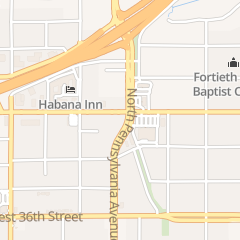 Directions for Penn Automotive in Oklahoma City, OK 2104 Nw 39th St
