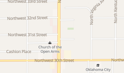 Directions for Debt Consolidation Squad Oklahoma City in Oklahoma City, OK 3256 N Pennsylvania Ave