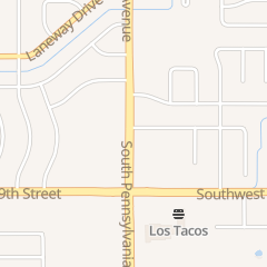 Directions for N & N Nails & Spa in Oklahoma City, OK 8816 S Pennsylvania Ave