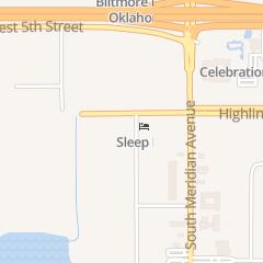 Directions for Tv's 4 Less in Oklahoma City, OK 1001 Enterprise Ave