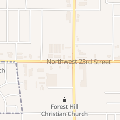 Directions for Central Nails in Oklahoma City, OK 5943 Nw 23rd St Ste B