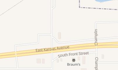 Directions for Redbox in Mcpherson, KS 2101 E Kansas Ave