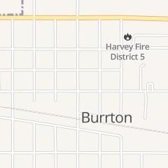 Directions for Durner Insurance Agency in Burrton, KS 200 N Burrton Ave