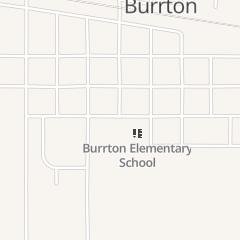 Directions for Burrton Elementary School in Burrton, KS 105 e Lincoln St