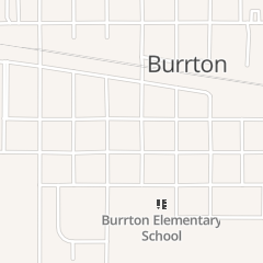 Directions for Christian Church in Burrton, KS 201 S Burrton Ave