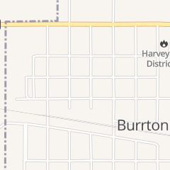 Directions for Faith Community Bible Church in Burrton, KS 219 N Harvey Ave