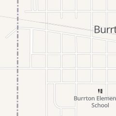 Directions for County of Mcpherson in Burrton, KS 201 S Kansas Ave