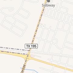 Directions for Eastgate Barber in Killeen, TX 302 N Fort Hood St
