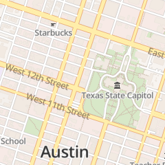 Directions for First United Methodist Church in Austin, TX 1201 Lavaca St