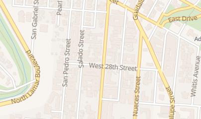Directions for Rio Grande Square - Student Apartments in Austin, TX 2800 Rio Grande St