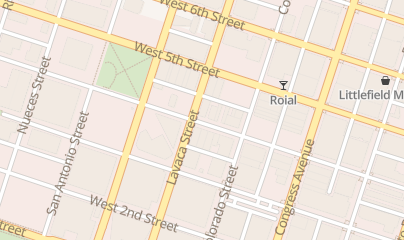 Directions for Lavaca Street Bar in Austin, TX 405 Lavaca St