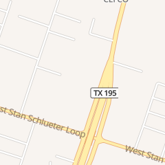 Directions for Lockaway Storage in Killeen, TX 4405 S Fort Hood St