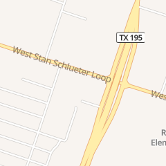 Directions for Little Wonders in Killeen, TX 1100 W Stan Schlueter Loop