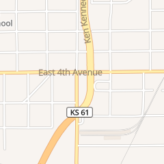 Directions for Kwik Shop - No 725 in Hutchinson, KS 1401 E 4th Ave