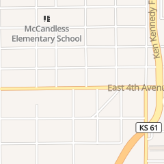 Directions for Direct Auto Wholesale in Hutchinson, KS 1126 E 4th Ave