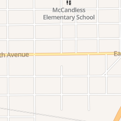 Directions for Mccurdy Wrecker and Lockout Service in Hutchinson, KS 935 E 4th Ave
