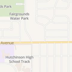 Directions for Higgins Mini Storage in Hutchinson, KS 906 e 17th Ave