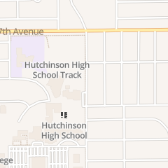 Directions for City of Hutchinson in Hutchinson, KS 1501 S Severance St