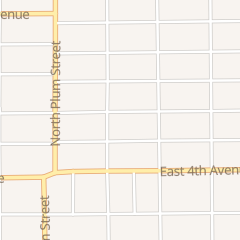 Directions for Services Unlimited Carpet Cleaning in Hutchinson, KS 605 E 6th Ave