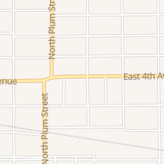 Directions for BEST AUTO CENTER in HUTCHINSON, KS 529 E 4TH AVE