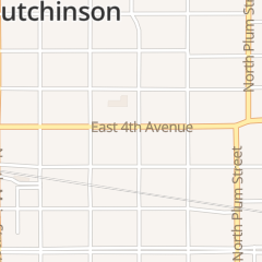 Directions for O'reilly Auto Parts in Hutchinson, KS 283 E 4th Ave