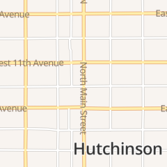 Directions for RENO-COUNTY OF KS (620) in Hutchinson, KS 4 W 10Th Ave