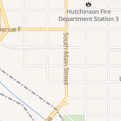 Directions for Midwest Iron & Metal Inc. - Steel Sales in Hutchinson, KS 729 S Main St