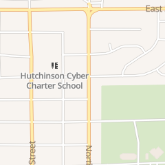 Directions for Kwik Shop in Hutchinson, KS 2617 N Main St