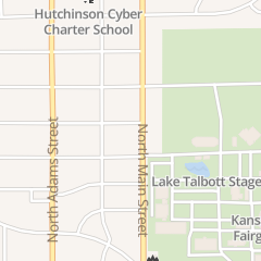 Directions for Dentfixers in HUTCHINSON, KS 2325 N Main St