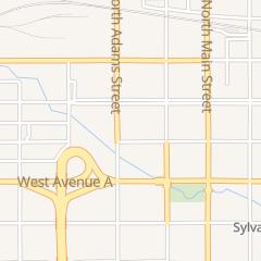 Directions for Shelton Motor Company in Hutchinson, KS 120 W Sherman St