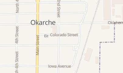 Directions for Eischen's Iga in Okarche, OK 116 S 2 St