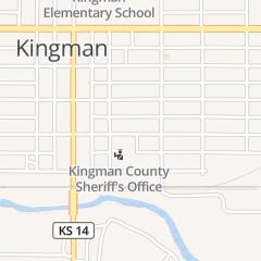 Directions for Newberry Family Motors LLC in Kingman, KS