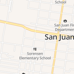 Directions for Bbva Compass in San Juan, TX 235 W 5th St