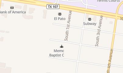 Directions for Edinburg Plumbing in Edinburg, TX 1105 W Mahl St #69