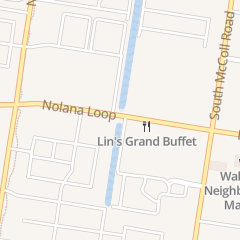 Directions for Landsky and Brats in McAllen, TX 400 N Nolana St
