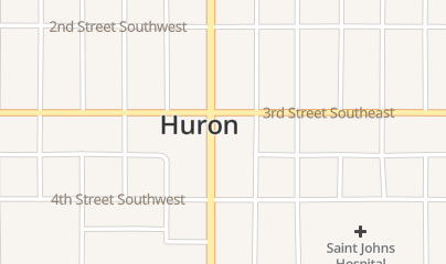 Directions for Red Arrow Bar in Huron, SD 322 Dakota Ave S