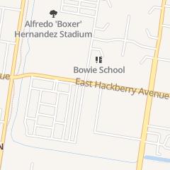 Directions for Of Hidalgo County Health Department in Mcallen, TX 300 E Hackberry Ave