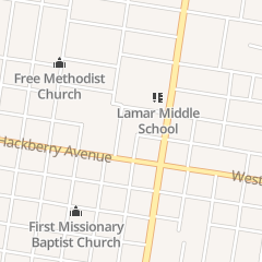 Directions for Our Lady of Sorrows Church - Main Offc in Mcallen, TX 1108 W Hackberry Ave