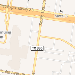 Directions for Santa Fe Steakhouse in McAllen, TX 1918 S 10th St