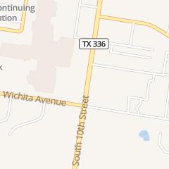 Directions for Oakley in Mcallen, TX 2200 S 10th St Ste P10