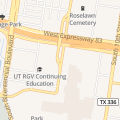 Directions for Costa Messa in Mcallen, TX 1800 S Main St