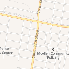 Directions for Aamco Transmissions in Mcallen, TX 120 S 23rd St