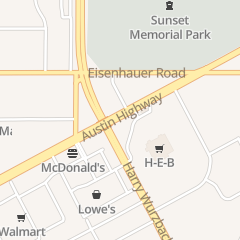 Directions for River City Chiropractic in San Antonio, TX 1518 Austin Hwy Ste 13