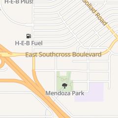 Directions for Full Service Auto Parts in San Antonio, TX 2502 E Southcross Blvd