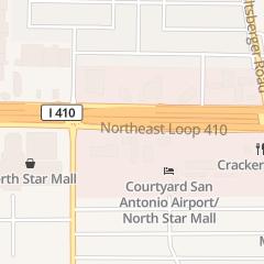 Directions for The Lasik Vision Institute in San Antonio, TX 40 NE Loop 410 Ste 600
