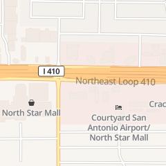 Directions for Viking Sewing Gallery in San Antonio, TX 25 NE Loop 410 Ste 114
